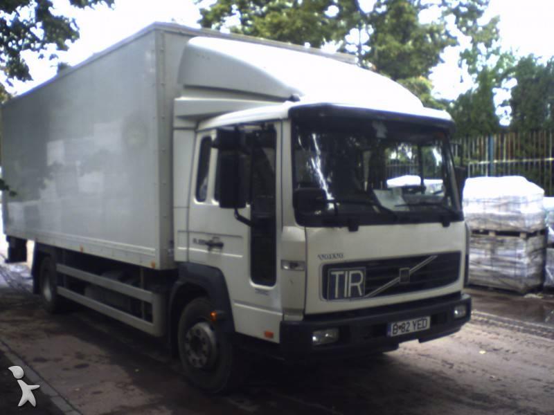 Camion Volvo Izoterm Fl6 220 Hayon Second Hand Nr 372328