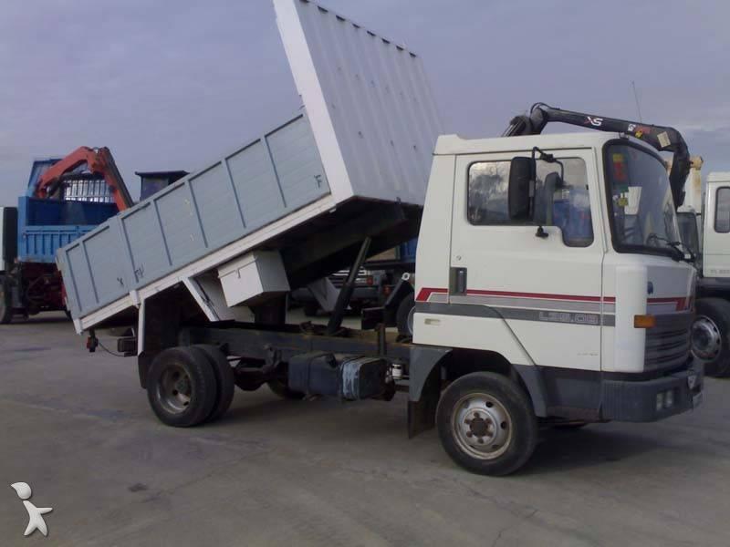 camion nissan benne ebro 4x2 gazoil occasion n 464672. Black Bedroom Furniture Sets. Home Design Ideas