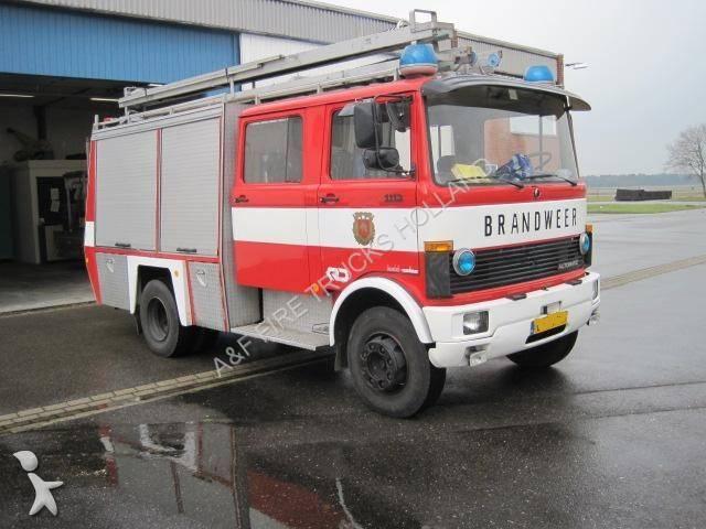 location camion pompiers occasion mercedes 1113 gazoil annonce n 545987. Black Bedroom Furniture Sets. Home Design Ideas