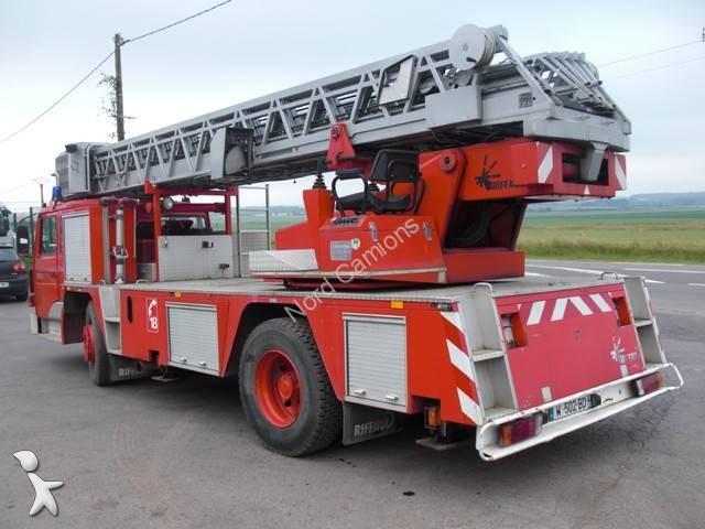 camion pompiers occasion renault gamme g gazoil annonce n 834306. Black Bedroom Furniture Sets. Home Design Ideas