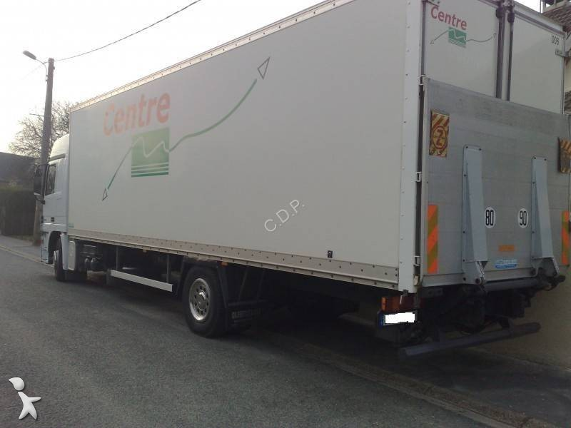 camion mercedes fourgon d m nagement actros 1832 l 4x2. Black Bedroom Furniture Sets. Home Design Ideas