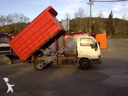 camion nissan benne cabstar e 110 euro 2 occasion n 1013743. Black Bedroom Furniture Sets. Home Design Ideas