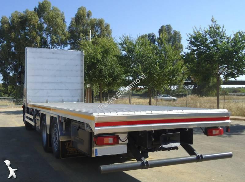 otros camiones volvo fh 440 6x2 diesel euro 4 usado n. Black Bedroom Furniture Sets. Home Design Ideas