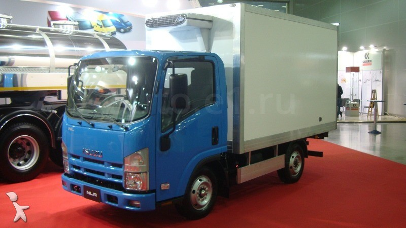 New Isuzu ELF mono temperature refrigerated truck Carrier