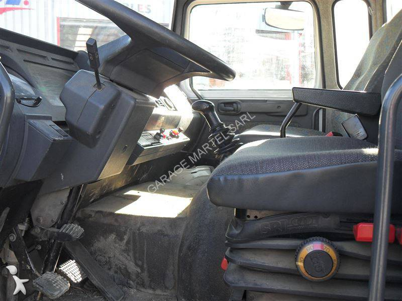 Camion renault nacelle articul e t lescopique midliner 180 for Garage martel grigny