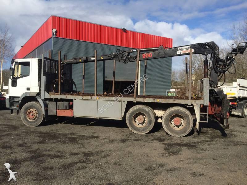 camion grumier occasion iveco eurotrakker 260e34 gazoil. Black Bedroom Furniture Sets. Home Design Ideas