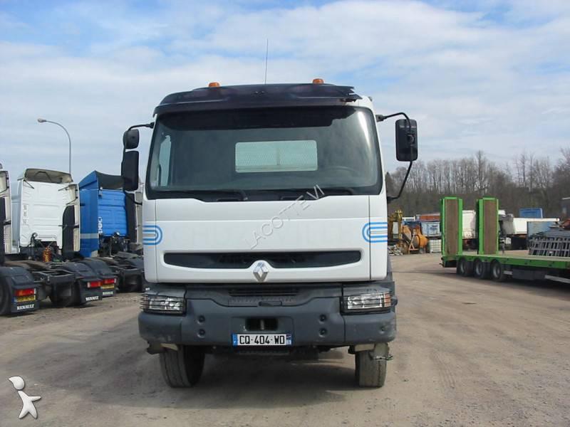 camion renault benne kerax 370 dci 6x4 gazoil euro 3 occasion n 1310386. Black Bedroom Furniture Sets. Home Design Ideas