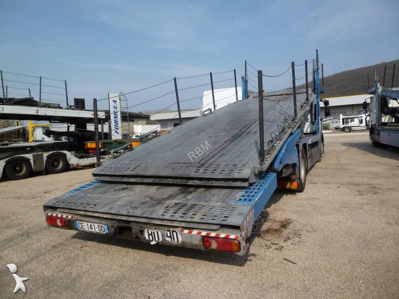 camion renault porte voitures premium 450 dxi 4x2 gazoil euro 4 occasion n 1313025. Black Bedroom Furniture Sets. Home Design Ideas