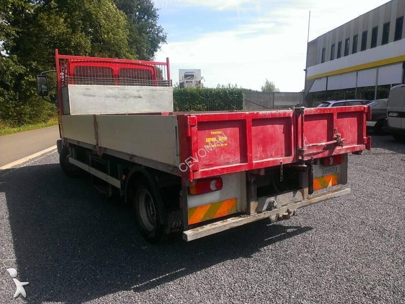 used nissan atleon tipper truck 140 8 4x2 diesel euro 3 n 1441873. Black Bedroom Furniture Sets. Home Design Ideas