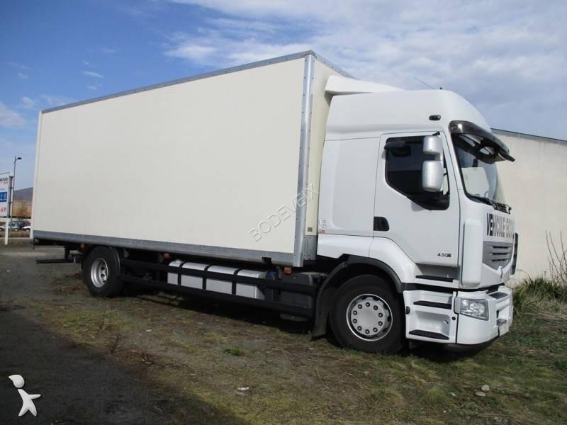 camion renault auto