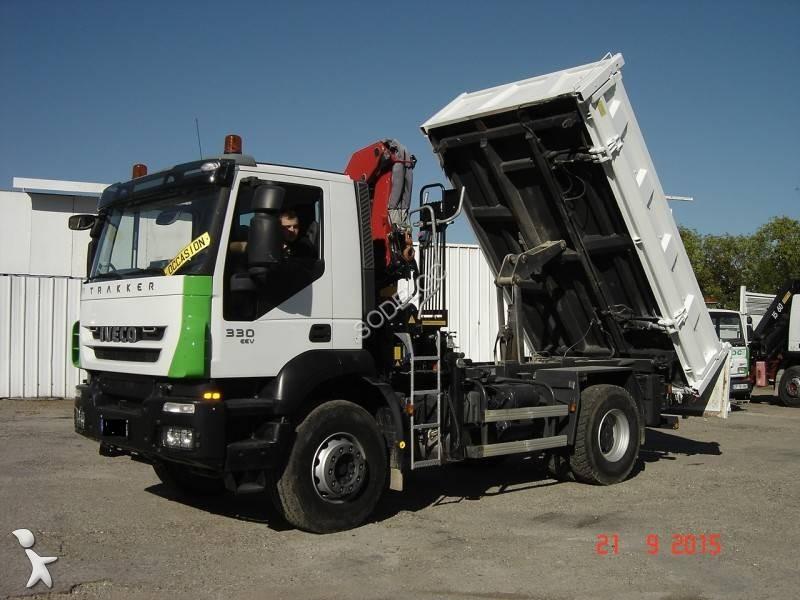 camion iveco tri benne marrel trakker 190 t 33 4x2 gazoil euro 5 occasion n 1762520. Black Bedroom Furniture Sets. Home Design Ideas