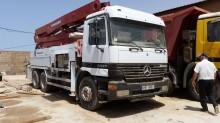 camion Mercedes pompe à béton 2635K 6x4 Euro 3 occasion - n°1764843 - Photo 3