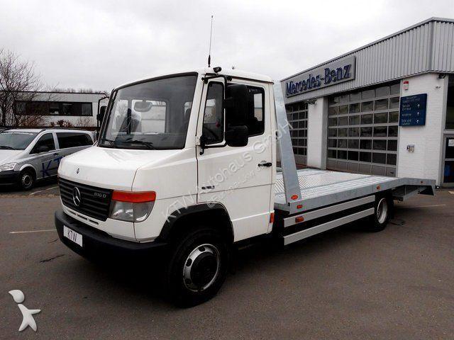 camion mercedes d pannage vario 816 d bluetec eu4 tco ahk. Black Bedroom Furniture Sets. Home Design Ideas