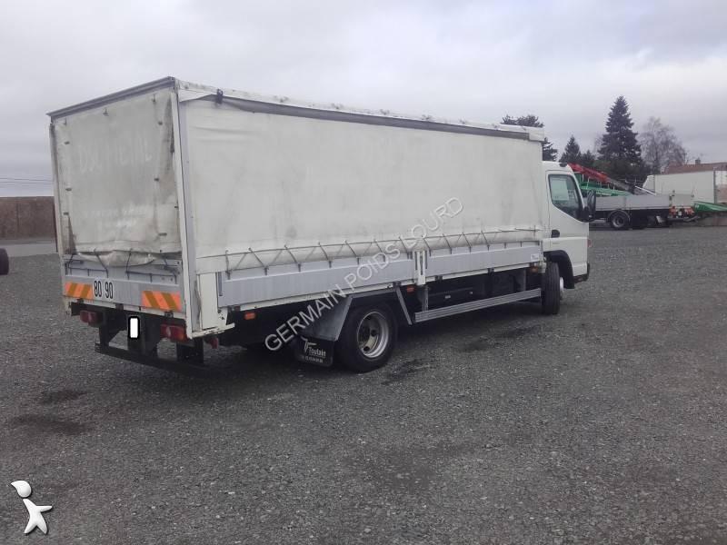 camion mitsubishi fuso savoyarde canter 7c15 4x2 euro 5