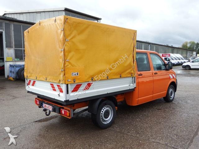 camion volkswagen fourgon transporter t5 2 0 tdi klima ahk. Black Bedroom Furniture Sets. Home Design Ideas