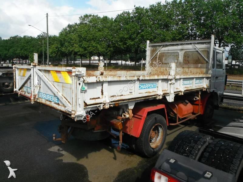 camion renault benne marrel jk 75 4x2 gazoil occasion