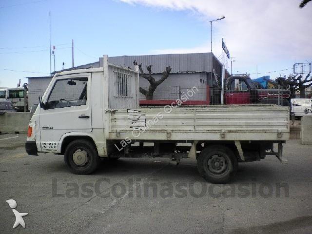 camion mercedes benne mb 100 d 4x2 occasion n 1927909. Black Bedroom Furniture Sets. Home Design Ideas