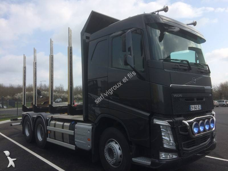 camion volvo grumier fh 500 6x4 gazoil euro 6 neuf n 1949003. Black Bedroom Furniture Sets. Home Design Ideas