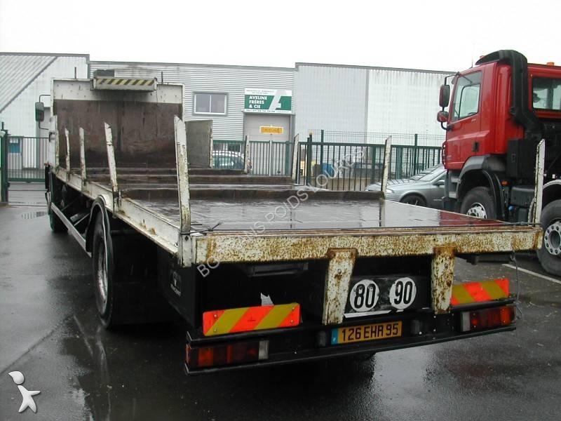 camion man plateau le 19 280 4x2 euro 2 occasion