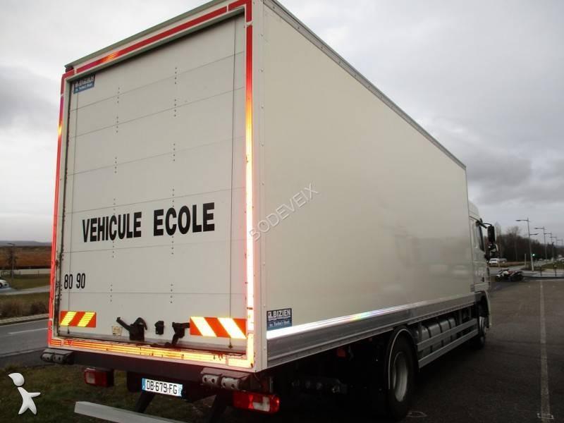 camion daf auto cole xf105 fa 460 4x2 gazoil euro 5 occasion n 2035866. Black Bedroom Furniture Sets. Home Design Ideas