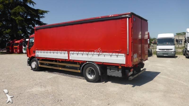 camion renault savoyarde midlum dxi 4x2 euro 5 occasion n 2043225. Black Bedroom Furniture Sets. Home Design Ideas
