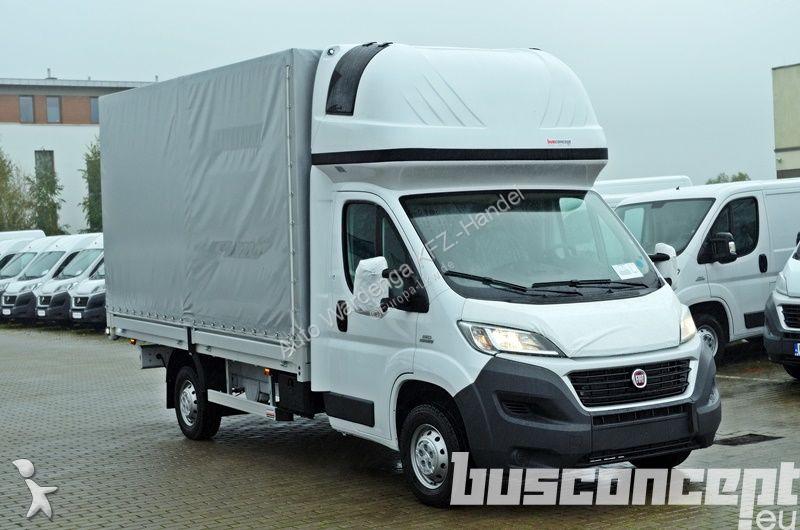 neu fiat lkw ducato 8ep 4x2 diesel euro 6 n 2058102. Black Bedroom Furniture Sets. Home Design Ideas