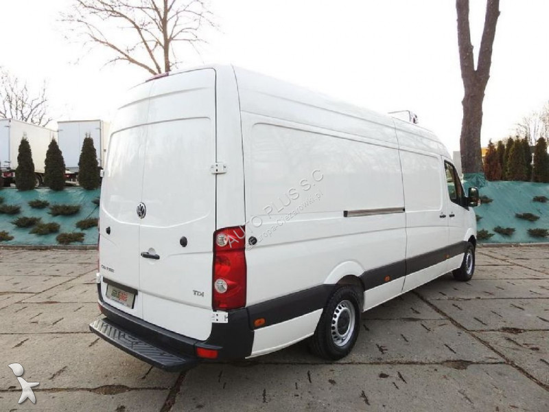 camion volkswagen frigo volkswagen crafter kontener. Black Bedroom Furniture Sets. Home Design Ideas