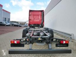 camion Mercedes châssis Actros 2545 L 6x2  2545L 6x2 Fahrgestell mit Retarder,Voll-Luft gefedert 6x2 Gazoil Euro 5 neuf - n°2067957 - Photo 3