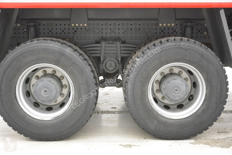 camion mercedes benne arocs 6x6 gazoil euro 6 occasion n 2126623. Black Bedroom Furniture Sets. Home Design Ideas