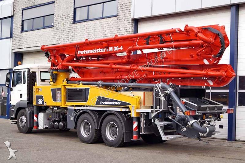 camion man b ton malaxeur pompe tgs 6x4 gazoil euro 2 neuf n 2128444. Black Bedroom Furniture Sets. Home Design Ideas