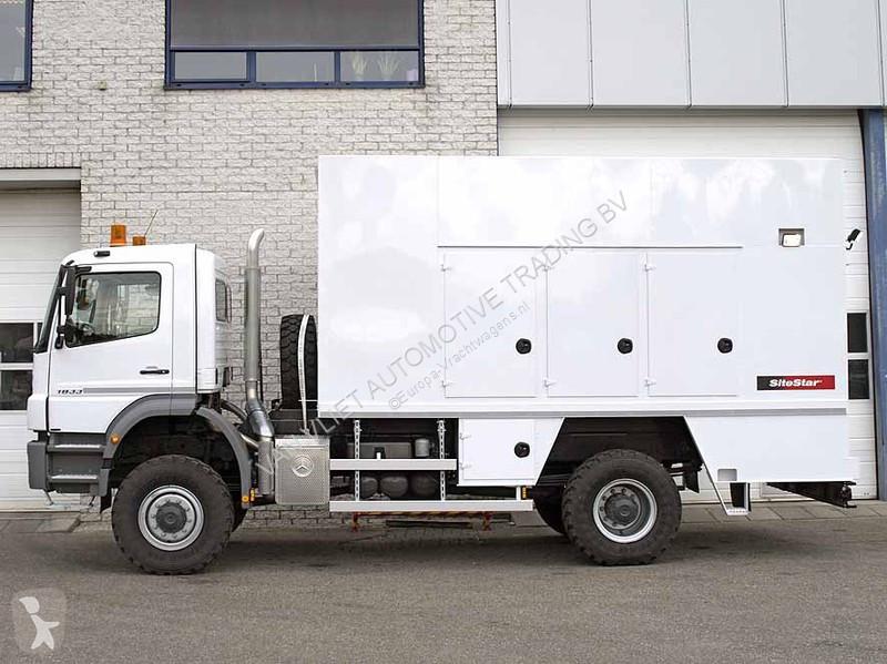 autres camions mercedes axor 4x4 gazoil neuf n 2128455. Black Bedroom Furniture Sets. Home Design Ideas