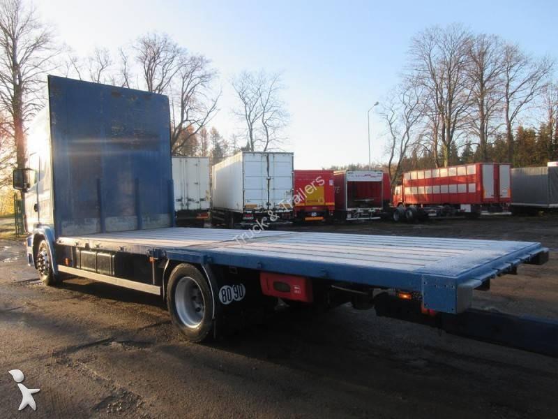 used scania standard flatbed truck 4x2 diesel euro 3 n 2297765. Black Bedroom Furniture Sets. Home Design Ideas