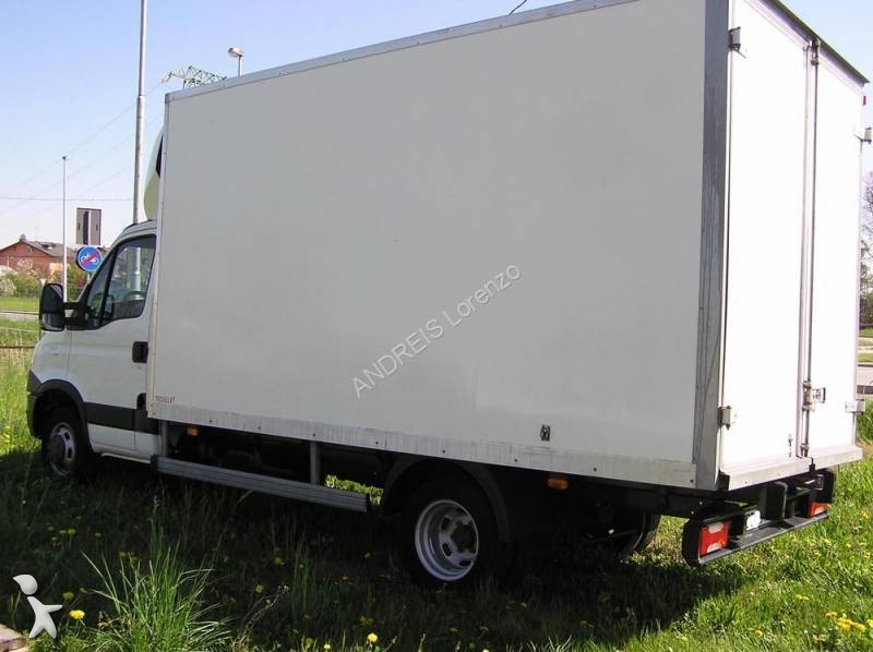 gebrauchter iveco daily kastenwagen 35c15 diesel n 2312447. Black Bedroom Furniture Sets. Home Design Ideas