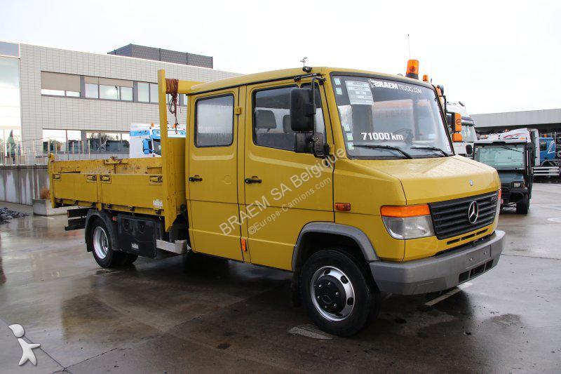 camion mercedes benne vario 4x2 gazoil euro 3 occasion n 2401631. Black Bedroom Furniture Sets. Home Design Ideas