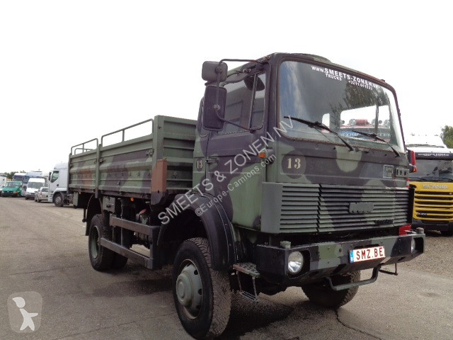 camion iveco militaire 4x4 occasion n 2603506. Black Bedroom Furniture Sets. Home Design Ideas