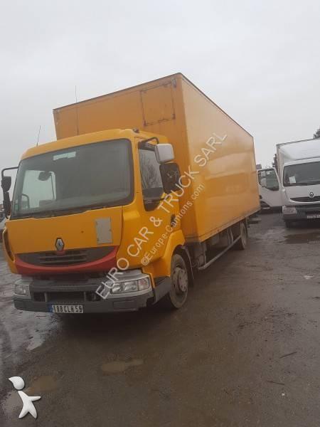 camion renault fourgon midlum 180 euro 4 occasion
