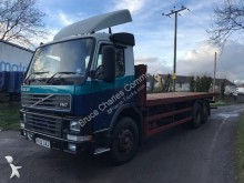 flatbed truck used Volvo FM7 290 Diesel - Ad n°2606551 - Picture 3