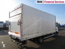 View images MAN 8.180 4x2 BL - Ladebordwand - Klima - Temp. truck