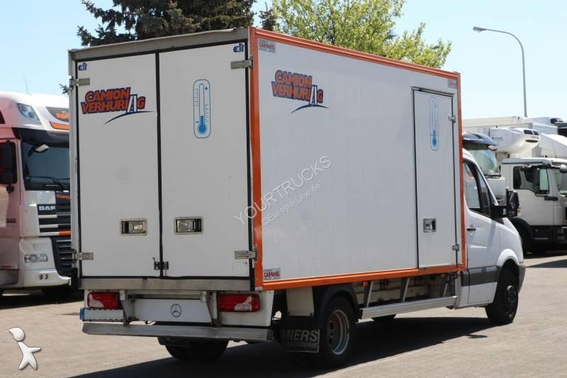 camion frigo mono temp u00e9rature occasion mercedes sprinter 515 cdi gazoil carrier