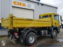 Voir les photos Camion MAN TGA 18.430 Meiller Schalter Retarder zGG48t. AHK
