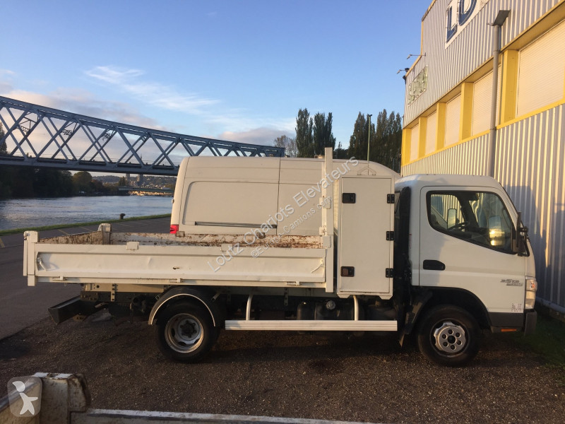camion mitsubishi benne fuso 4x2 euro 0 occasion