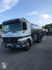 Voir les photos Camion Mercedes 2640 WITH TANK IN STAINLESS STEEL 16000 L -