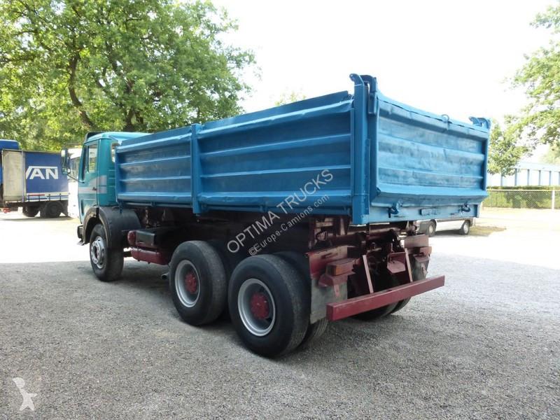 camion mercedes benne 2628 6x4 gazoil occasion n 2779900. Black Bedroom Furniture Sets. Home Design Ideas