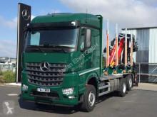Vedere le foto Camion Mercedes Arocs 2751 L 6x2 (6x4) HAD + Cranab TZ12.2 + Ho