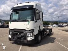 camión Renault portacontenedores Gamme T 460 P6X2 LOW 26T E6 6x2 Diesel Euro 6 usado - n°2824662 - Foto 3