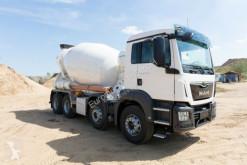 Voir les photos Camion MAN TGS 32.420 8x4 / Vermietung möglich