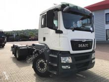 camion MAN châssis TGS 26.360-400 6x2-4 BL  26.360-400 6x2-4 BL, 22x VORHANDEN! Intarder, Lenk- und Liftachse 6x2 Gazoil Euro 5 occasion - n°2844591 - Photo 3