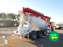 used Scania P concrete mixer + pump truck concrete truck 113P 8x2 Diesel - n°2897038 - Picture 3
