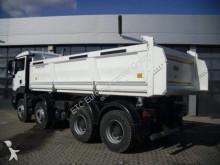 three-way side tipper truck used MAN n/a 35.460 8x4 Bordmatik /Miete und Mietkauf Diesel - Ad n°2926707 - Picture 3