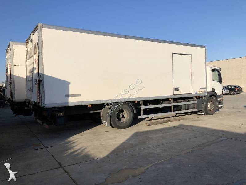 camion scania frigo carrier multi temp u00e9rature p 270 4x2
